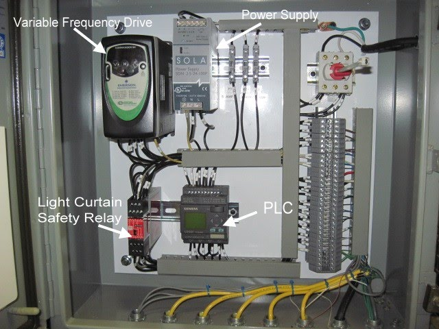 Electrical Panel - Tru Position Automation, Inc.
